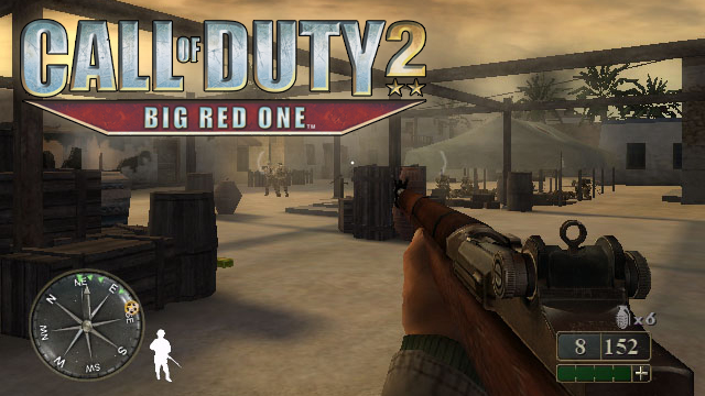 Call of Duty 2: Big Red One [2005]