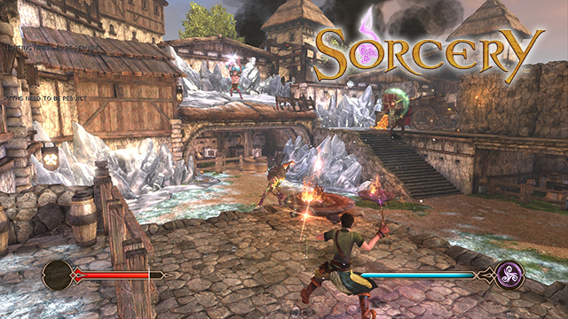 Sorcery (PS3 Move) [2011]